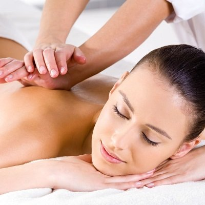 EVE TAYLOR MASSAGES AT DUDLEY'S BEAUTY SALON IN BULWELL NOTTINGHAM
