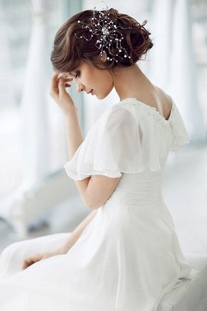 vintage hairstyles for brides at best hairdressers in Bulwell Nottingham