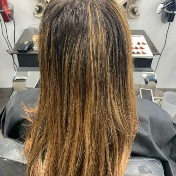 AMAZING HAIR COLOUR CHANGES AT DUDLEY'S HAIR SALON IN BULWELL